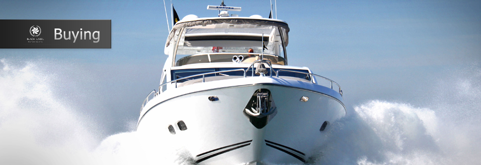 Buying a motor yacht